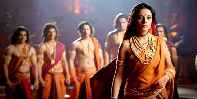Draupadi - mahabharata pandavas- hindufaqs