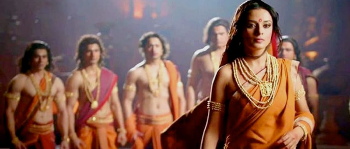 Hindufaqs.com - What was the relationship between Draupadi and the Pandavas like