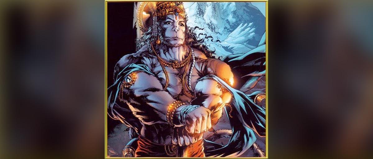 hindufaqs.com Most Badass Hindu Gods - Hanuman