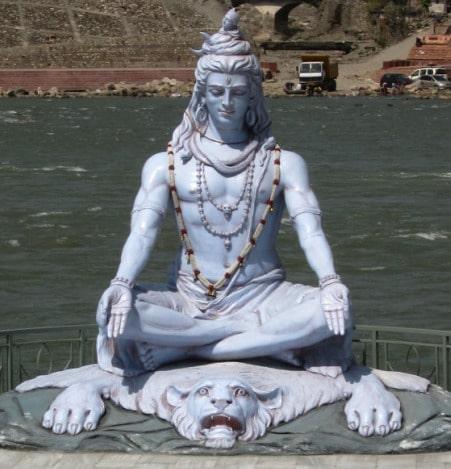 shankar Idol in Uttarakhand