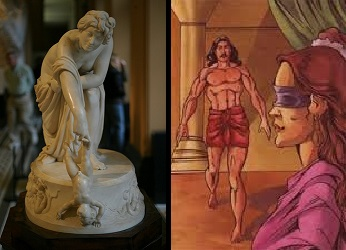 Duryodhan and achilles