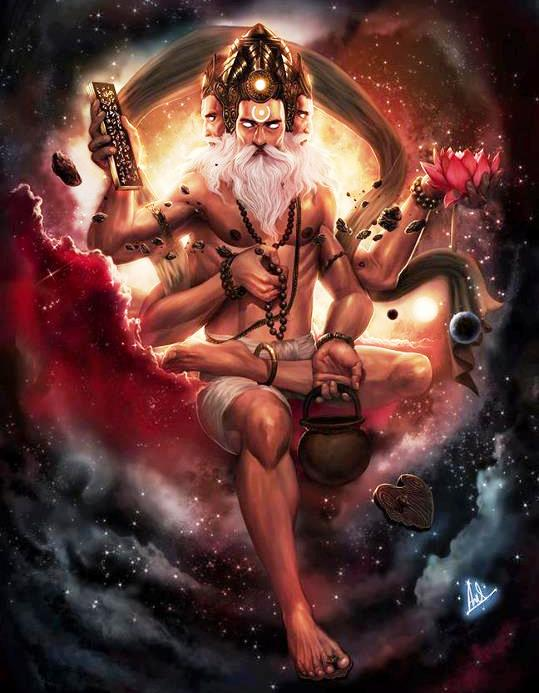Brahma | Hindu FAQs