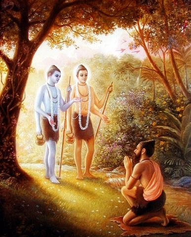 Nara and Narayana   Hindu FAQs