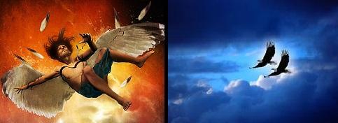 Icarus And Jatayu
