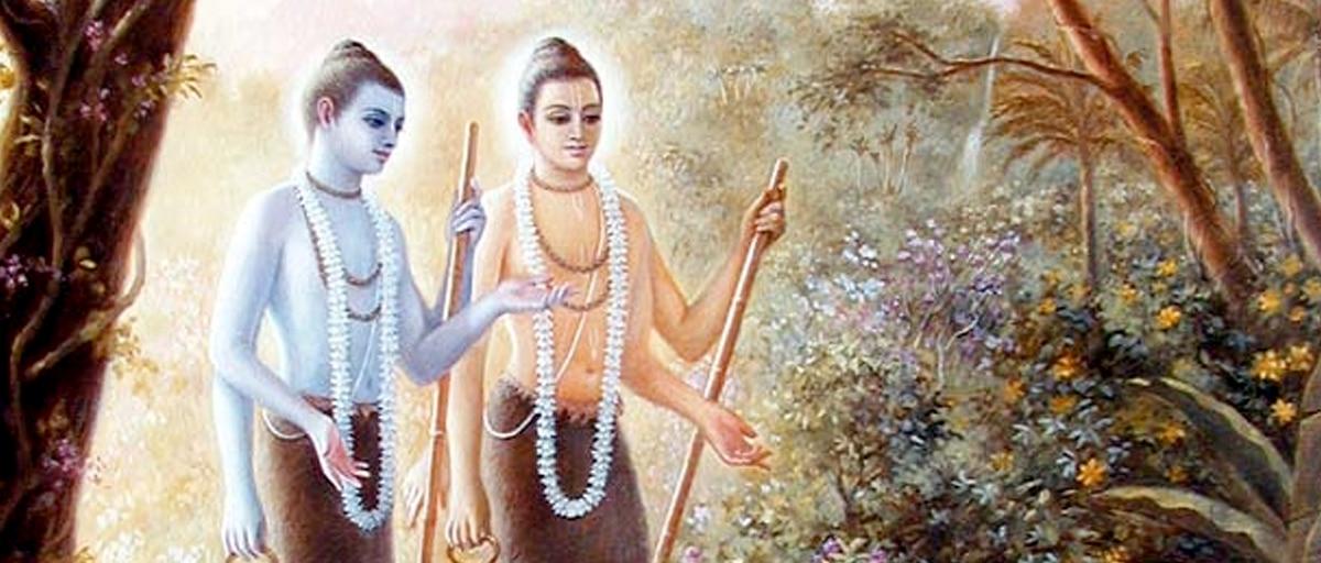 hindufaqs.com-nara narayana - krishna arjuna - sarthi