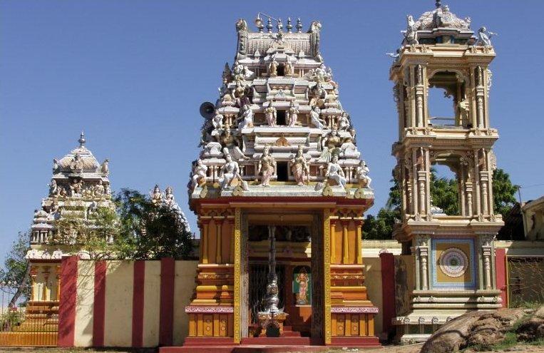 Koneswaram temple1
