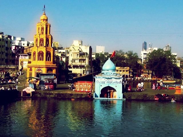 Kumbha Mela takes place here every 12 years