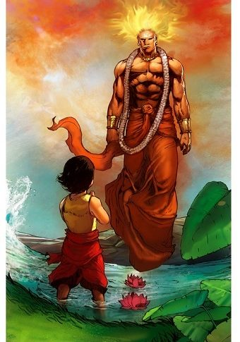 Dambhodbhava asking for a voon from Surya Dev | Hindu FAQs