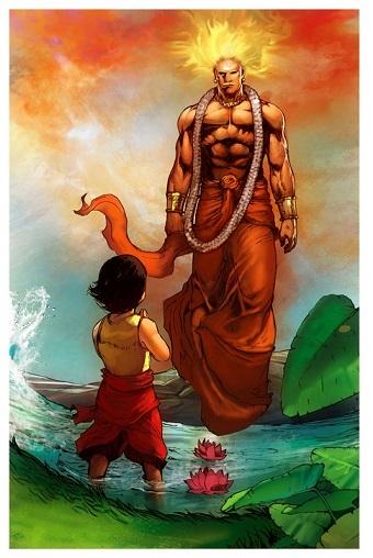 Dambhodbhava asking for a voon from Surya Dev   Hindu FAQs