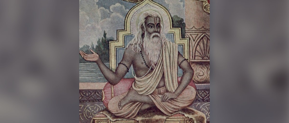 vyasa The compiler of Vedas - hindufaqs.com