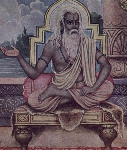 vyasa The compiler of Vedas