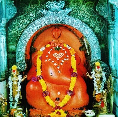 Morgaon Ganpati - Ashtavinayaka