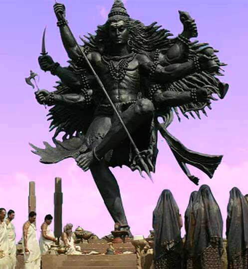 Shiva idol | Maha Shivratri
