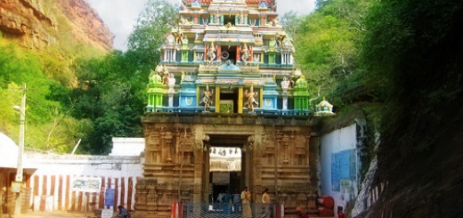 Ahobilam, the place where the Lord killed Hiranyakasipu and saved Prahalada. | Hindu FAQs
