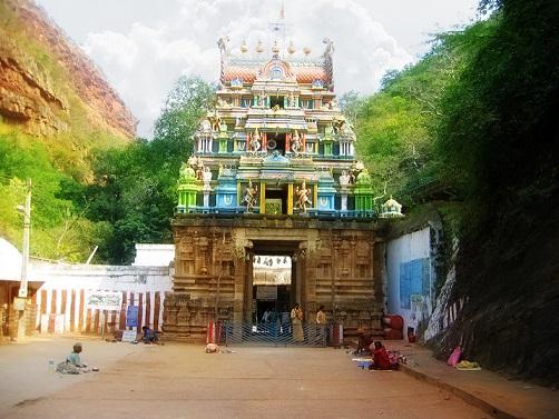 Ahobilam, the place where the Lord killed Hiranyakasipu and saved Prahalada. | Hindu FAQs