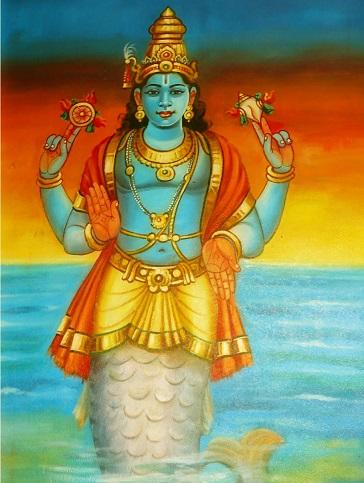 Matsya Avatar of Lord Vishu | Hindu FAQs