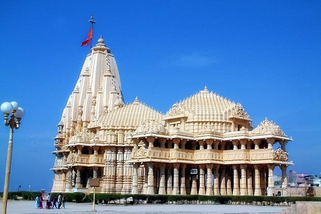 Somnath Temple - 12 Jyotirlinga