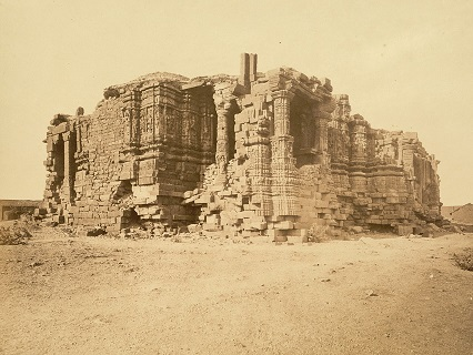 Destruction of Somnath Temple