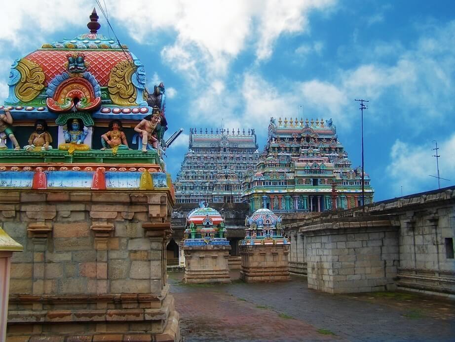 Tiruvarur Thyagaraja swamy Temple