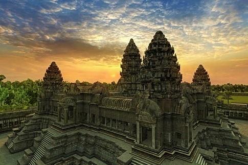Angkor Vat in Cambodia | Hindu FAQs