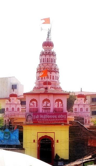 Siddhivinayak Siddhatek temple - Ashtavinayak