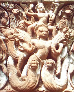 Sculpture of Garuda | Hindu FAQs