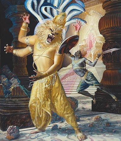 Narsingha Avatar | Hindu FAQs