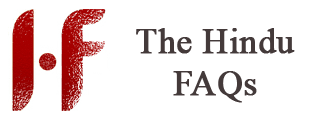 The Hindu FAQs