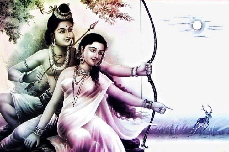 Lord Rama and Sita | Hindu FAQs