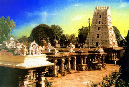 Mallikaarjuna -12 Jyotirlinga
