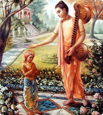 Narada and Pralhad | Hindu FAQs