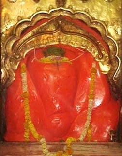 Siddhivinayak, Siddhatek Ganpati - Ashtavinayaka