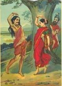 Mohini tricking Bhasmasura | Hindu FAQs