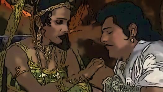arjuna and Ulupi | The hindu FAQs