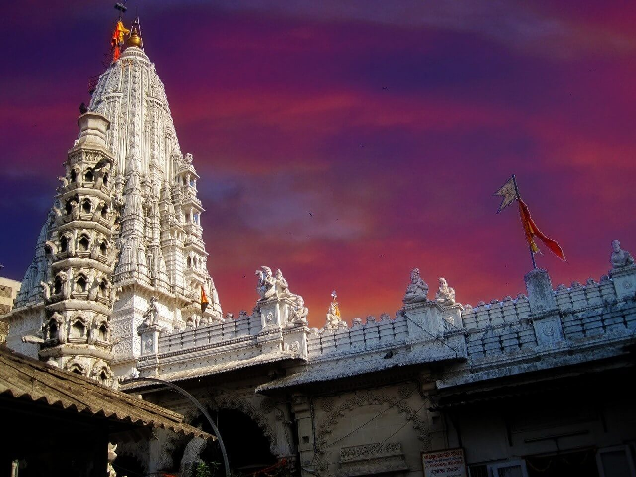 Babulnath temple Mumbai   Hindu FAQs