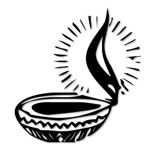 Diya Symbol - The Hindu FAQs  Diya Symbol - T...