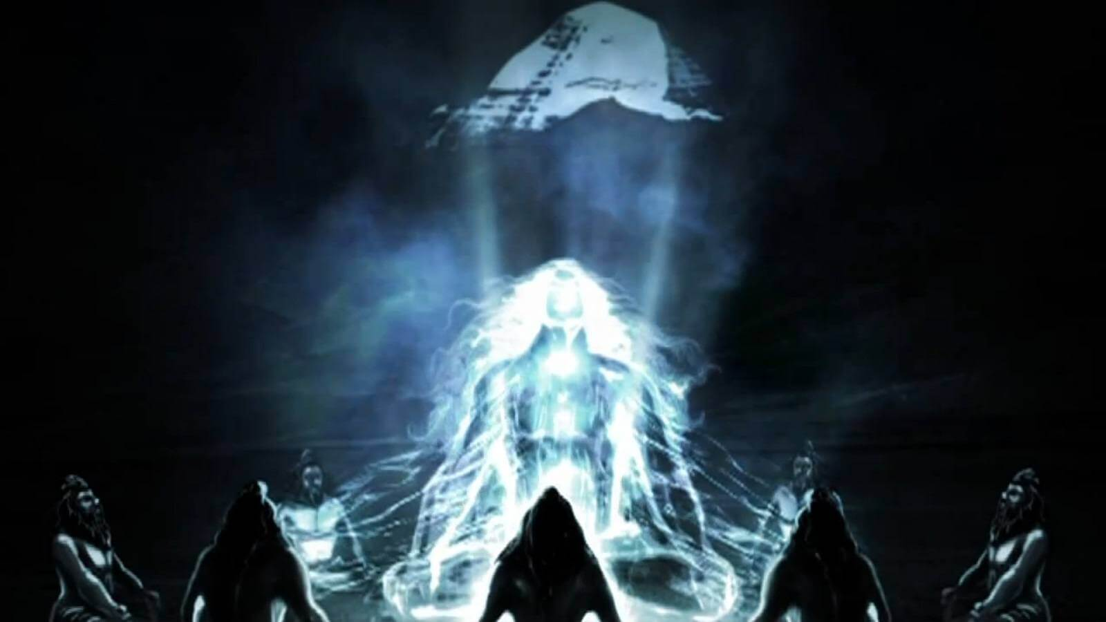 Saptarishi and Light Beings