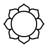Lotus or Padma Symbol