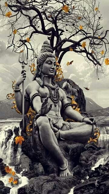 भगवान शिव ध्यान पुरुषार्थ को परिभाषित करते हैं