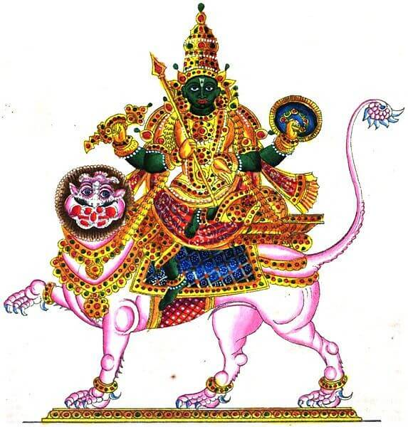 Rahu the lod of the Ascending | The Hindu Faqs