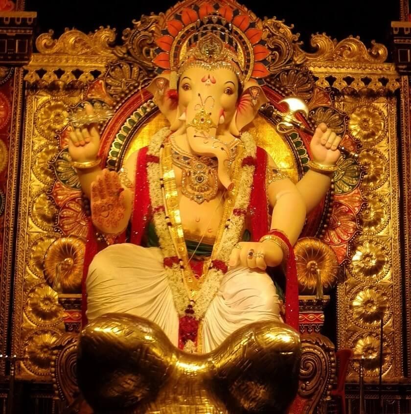 Khetwadich Lane Ganpati - Hindu FAQs