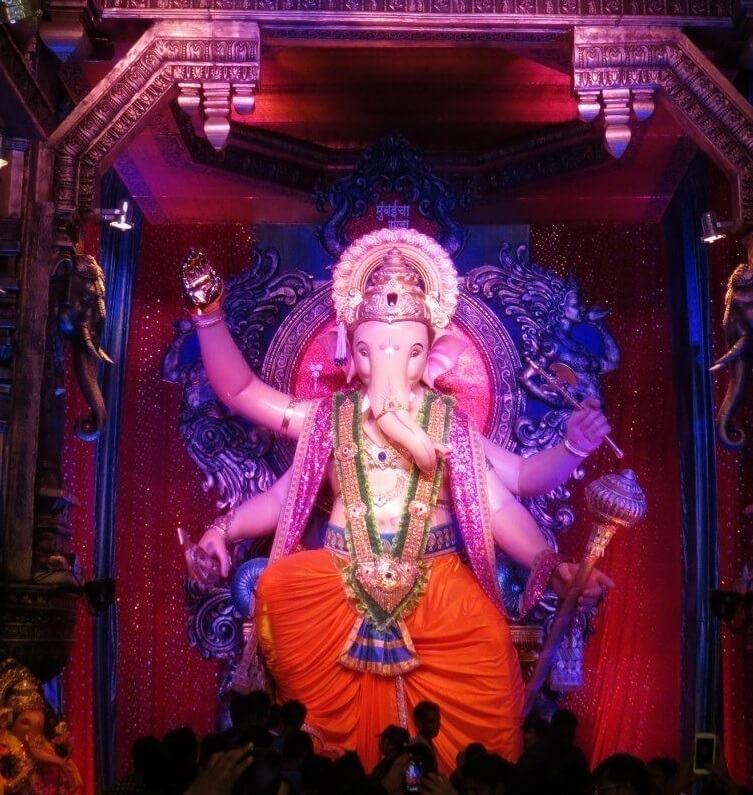 Mumbaicha Raja - Ganesh Galli - Hindu FAQs