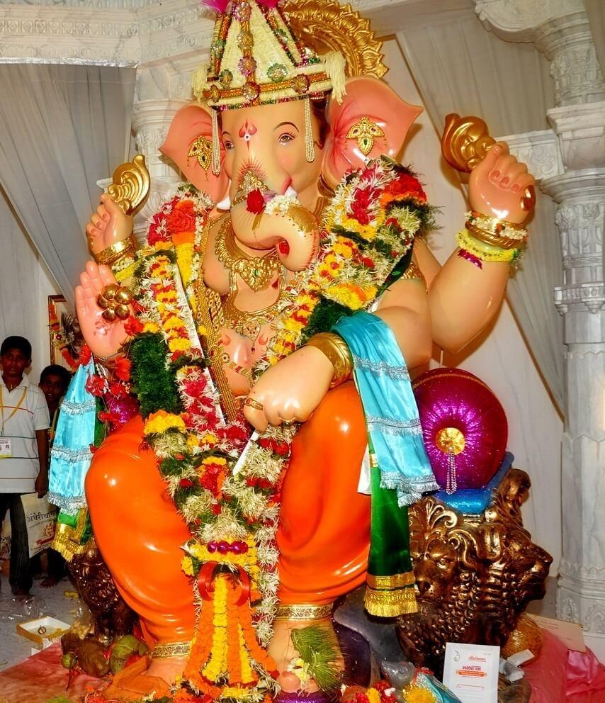 Andheri Cha Raja - Hindu FAQs