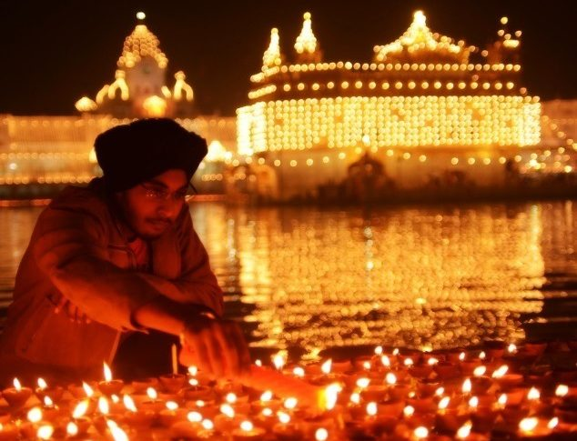 diwali at golden temple -The Hindu FAQs
