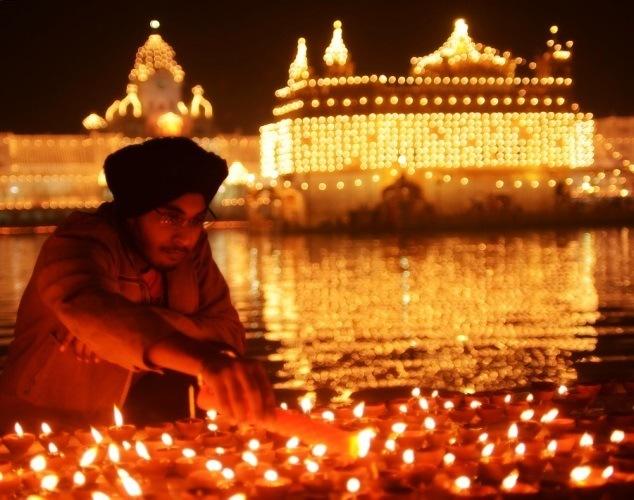 diwali at golden temple -The Hindu FAQs