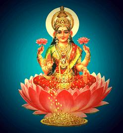 Adi-Lakshmi or Maha Lakshmi