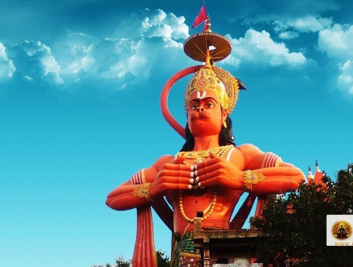 Shri Sankat Mochan hanuman | Hindu FAQs