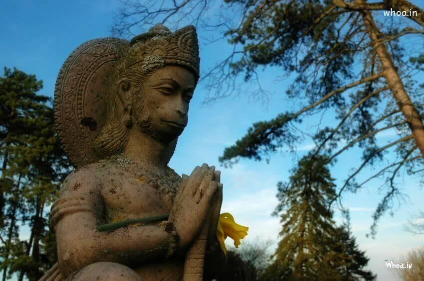 5 Tallest Lord Hanuman Statues In India The Hindu Faqs
