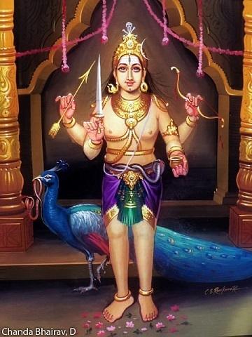 Sri Chanda Bhairavar