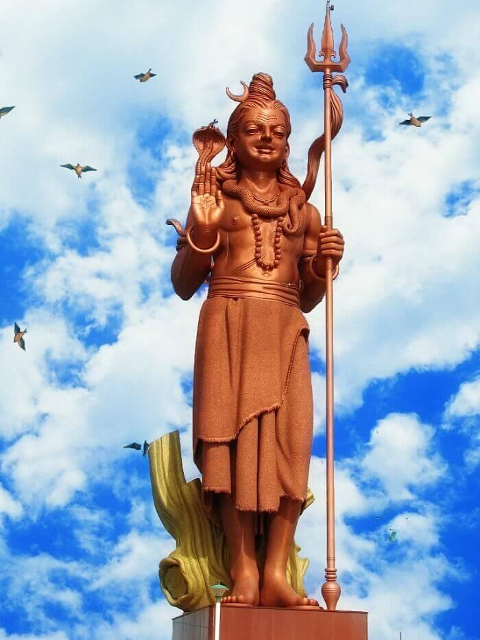 Mangal Mahadev statue